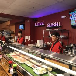 Photo Of Love Sushi Columbia Mo United States