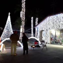 photo of simmons christmas lights show cathedral city ca united states wonderful