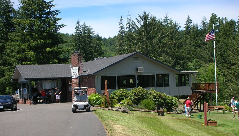 Forest Hills Golf Course and Country Club: 1 Country Club Dr, Reedsport, OR