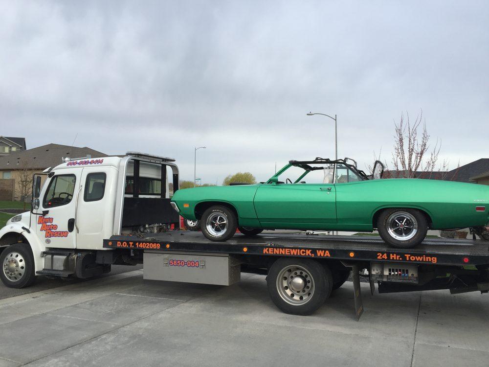 Ken's Auto Rescue: 222 E Bruneau Ave, Kennewick, WA