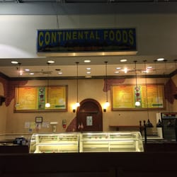 1 Continental Foods