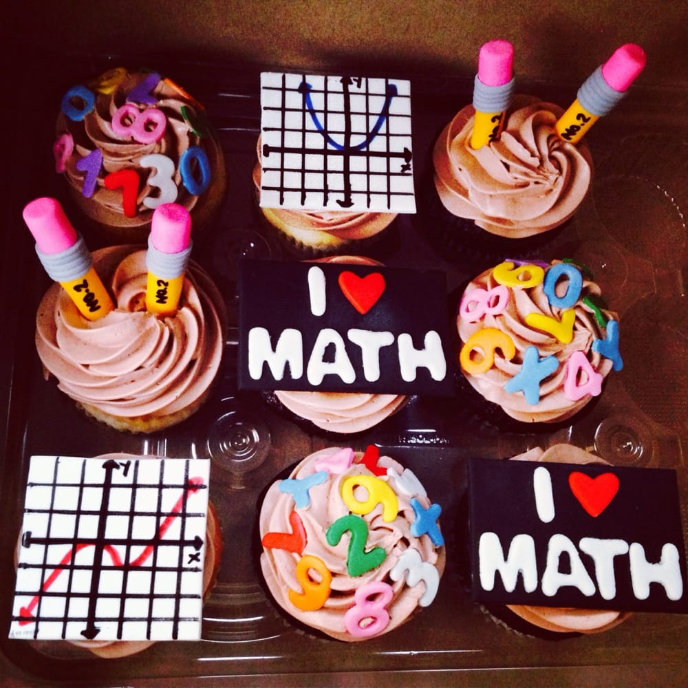 Cupcakes For My Math Teacher Yelp
