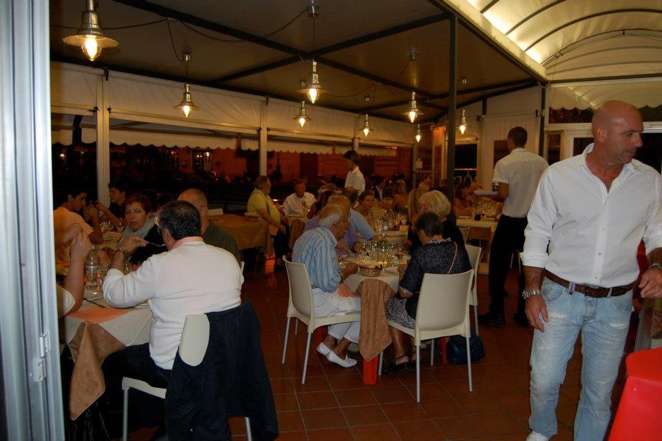 Bagni ariston seafood guardini e pound rapallo genova