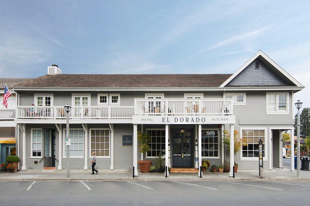Photo Of El Dorado Hotel Sonoma Ca United States Exterior