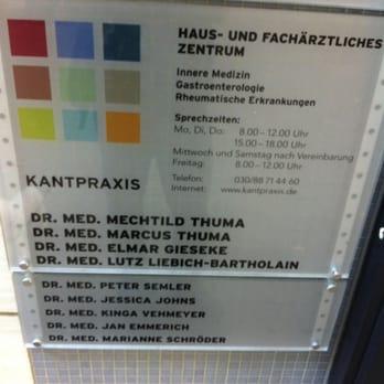 kantpraxis gesundheitszentrum kurf rstendamm 42 charlottenburg berlin deutschland. Black Bedroom Furniture Sets. Home Design Ideas