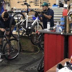Photo of The Bicycle Garage - Fremont, CA, United States. That's my bike ...