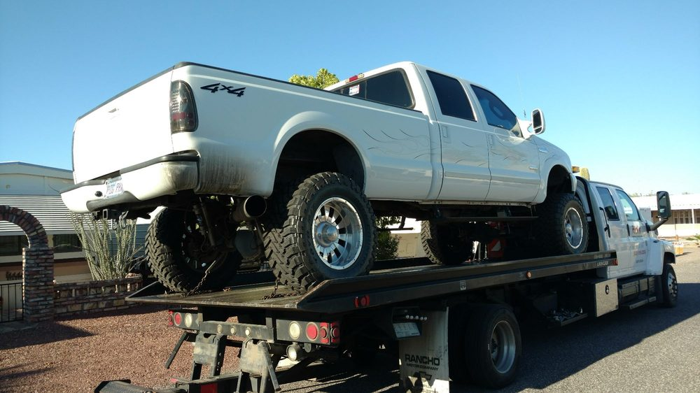 Rick's Towing: 46025 Roland Ln, Salome, AZ