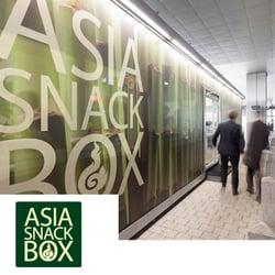 Asiatisch Frankfurt snack box 14 fotos asiatisch terminal 2 flughafen