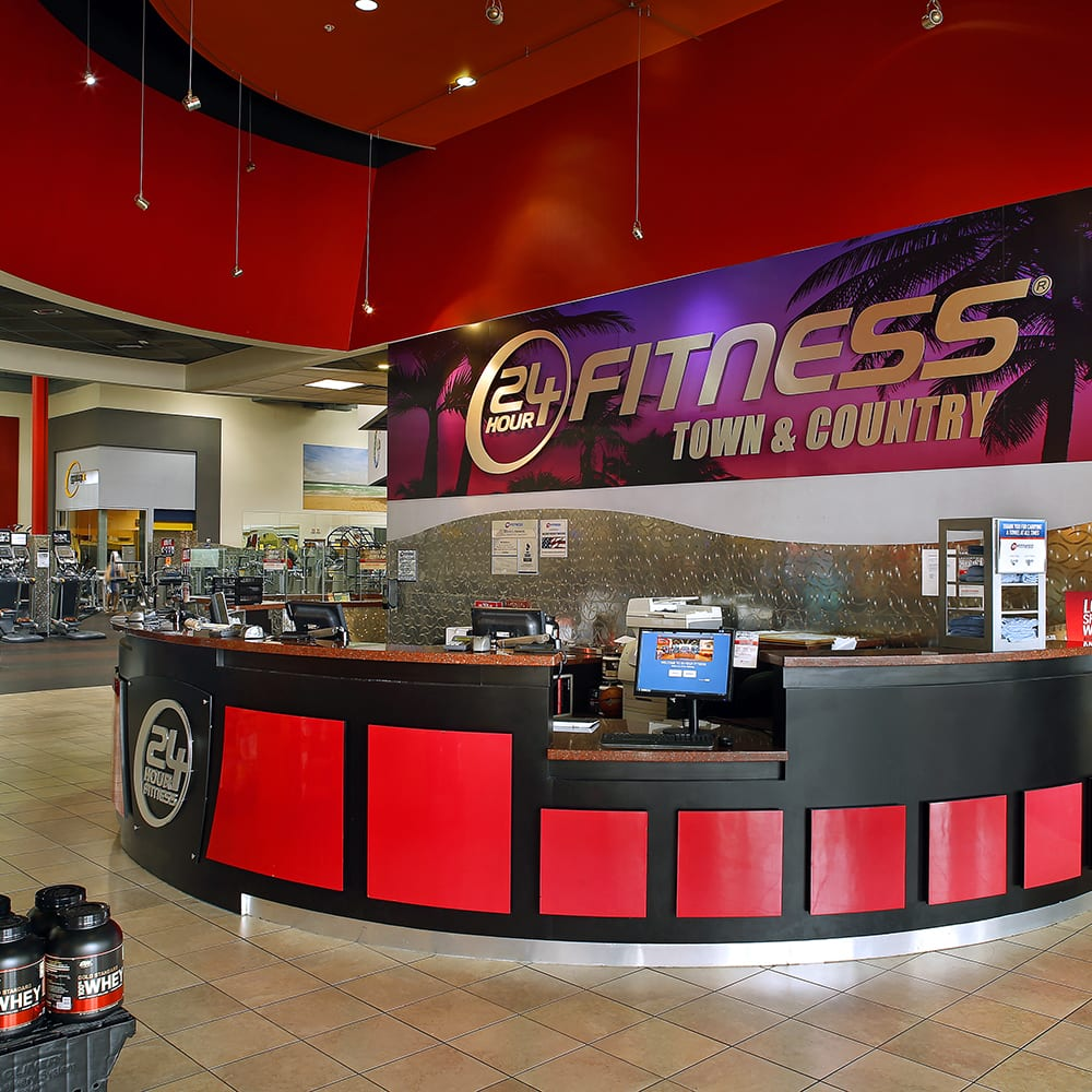 Photo Of 24 Hour Fitness Town Country Miami Fl United