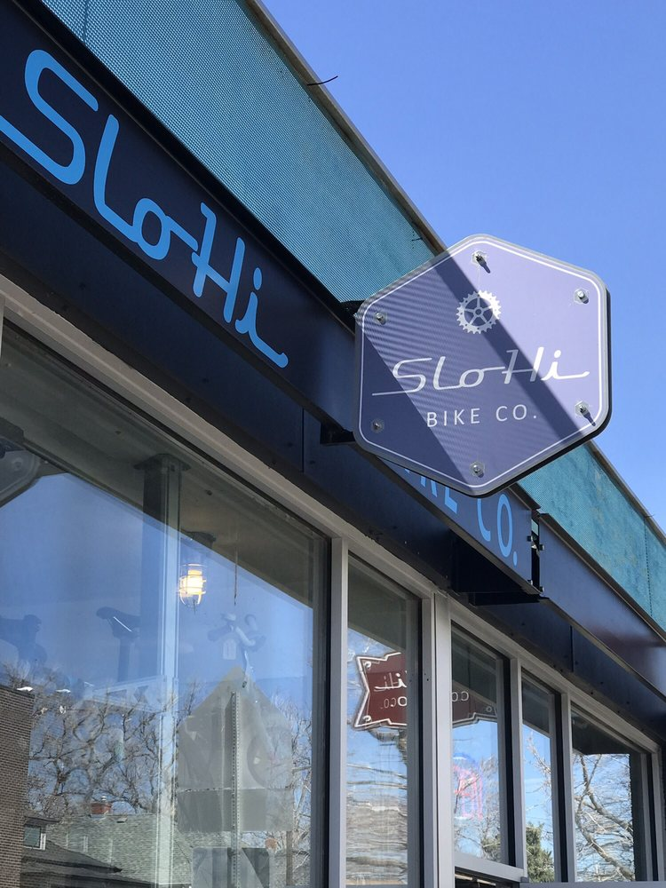 SloHi Bike - Highlands: 4434 W 29th Ave, Denver, CO