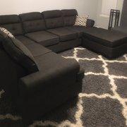 Beau Black Studded Velvet Photo Of The Furniture Spot   Sacramento, CA, United  States