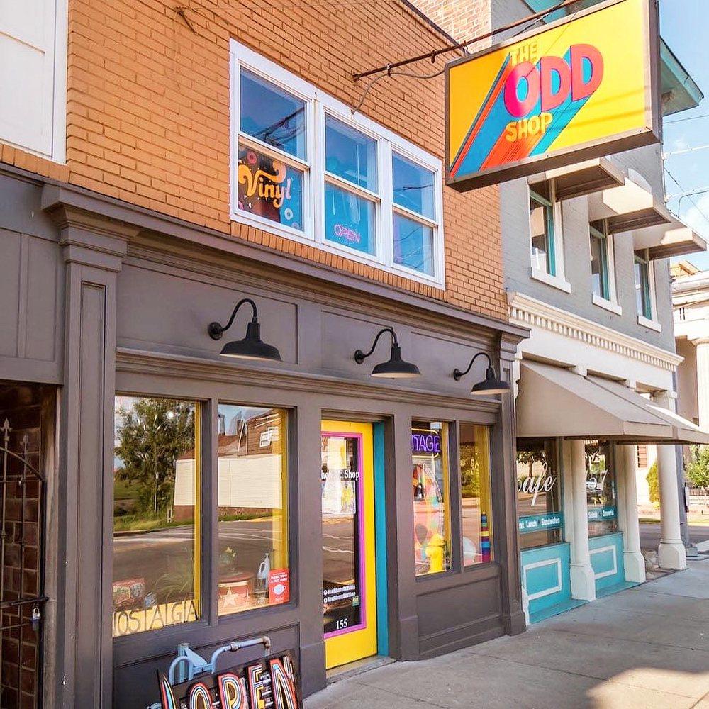 The Odd Shop: 155 E Main St, New Albany, IN