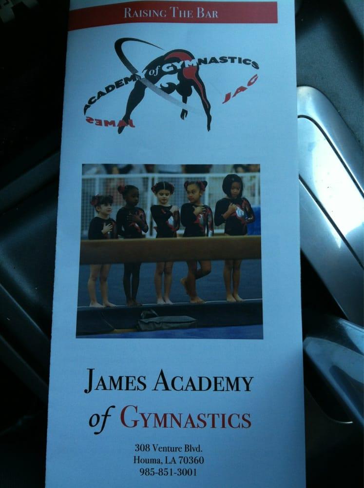 James Academy Of Gymnastics Gymnastics 308 Venture