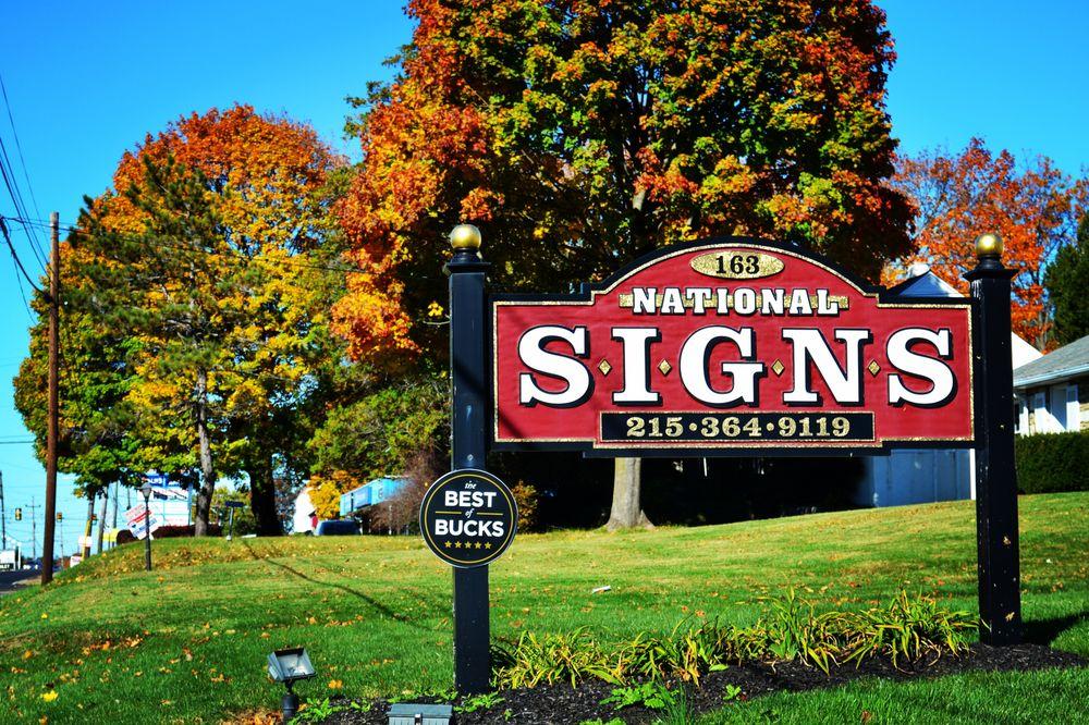 National Sign Shops