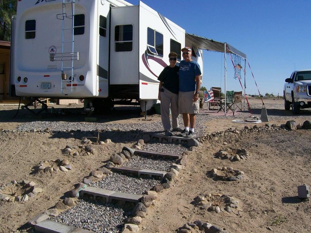Golden Shores RV Park: 13021 Waterreed Way, Topock, AZ