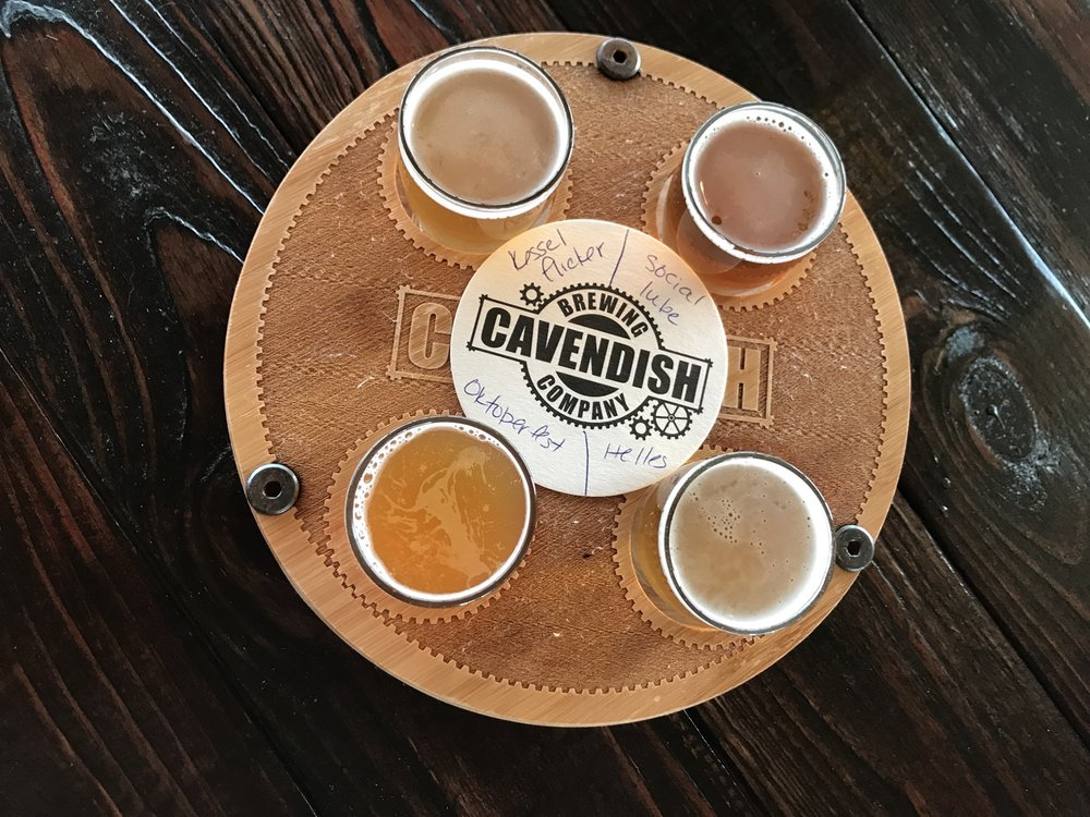 Cavendish Brewing Company
