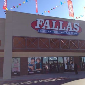 Fallas clothing store application