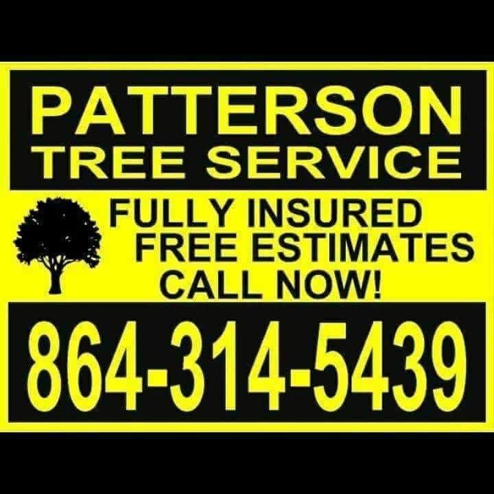 Patterson Tree Service: 509 Airline Rd, Anderson, SC