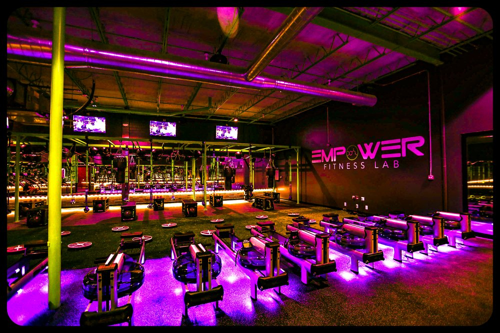 Empower Fitness Lab: 1005 Sawyer St, Houston, TX