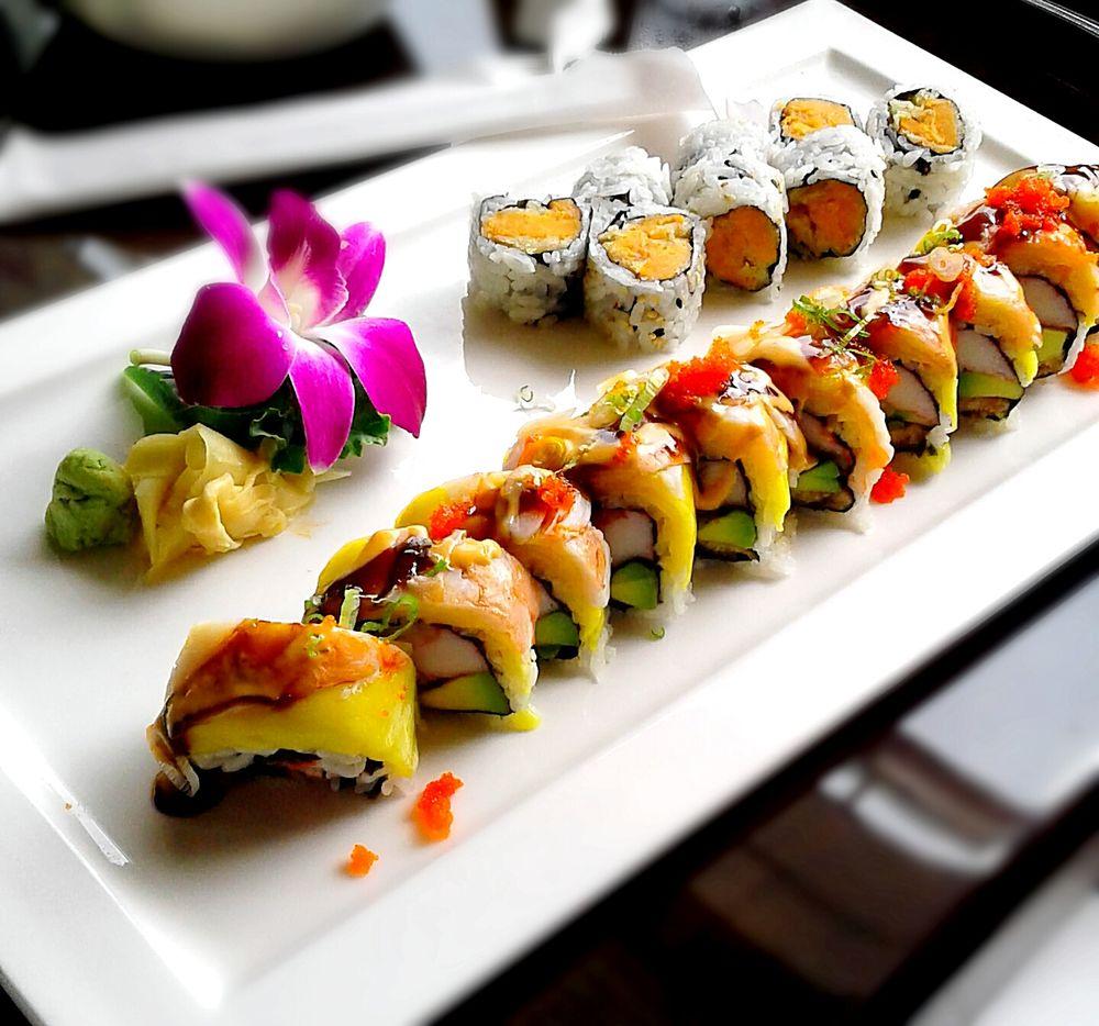 Kasa Sushi Japanese Restaurant: 4195 N Tamiami Trl, Sarasota, FL