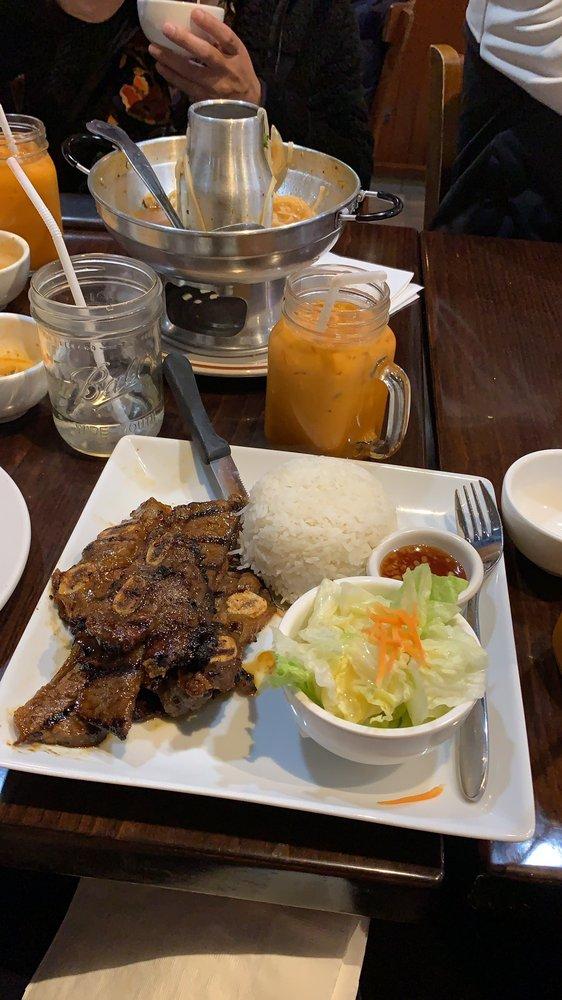 Bangkok Island Thai Fusion: 153 Plaza Dr, Vallejo, CA