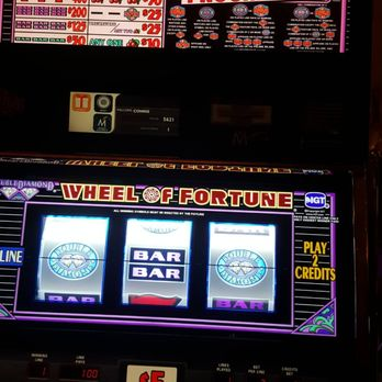 Morongo casino penny machines casino seminol
