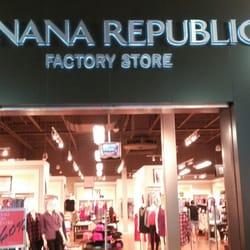 Banana Republic Factory Store outlet store is in Las Vegas Premium Outlets - North located on South Grand Central Parkway, Las Vegas, NV Information about location, shopping hours, contact phone, direction, map and whomeverf.cfon: South Grand Central Parkway, Las Vegas, NV