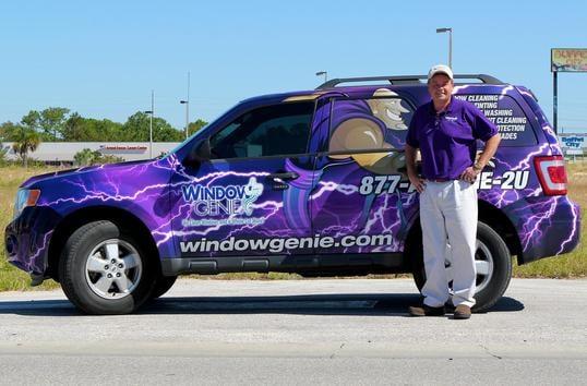 Window Genie of Spring Hill: 9075 Gallup Road, Spring Hill, FL