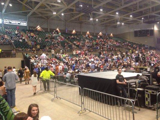 Bancorpsouth Arena 375 E Main St Tupelo Ms Stadiums Arenas