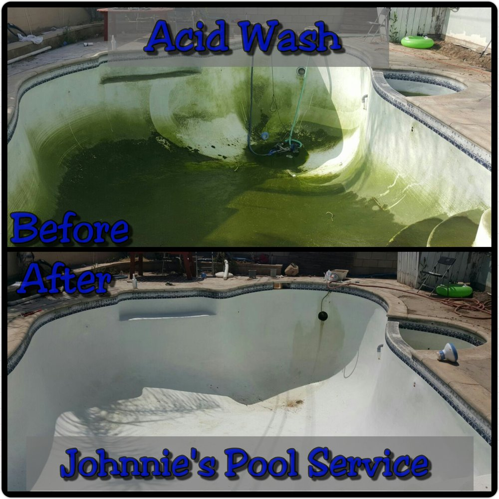 Acid Wash Pool Service : Need an acid wash give us a call to get estimate yelp