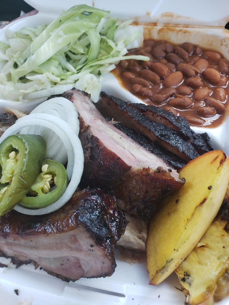 Au Jus BBQ: 315 N White Sands Blvd, Alamogordo, NM