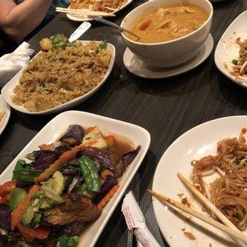 Ginger Thai Restaurant Katy Tx