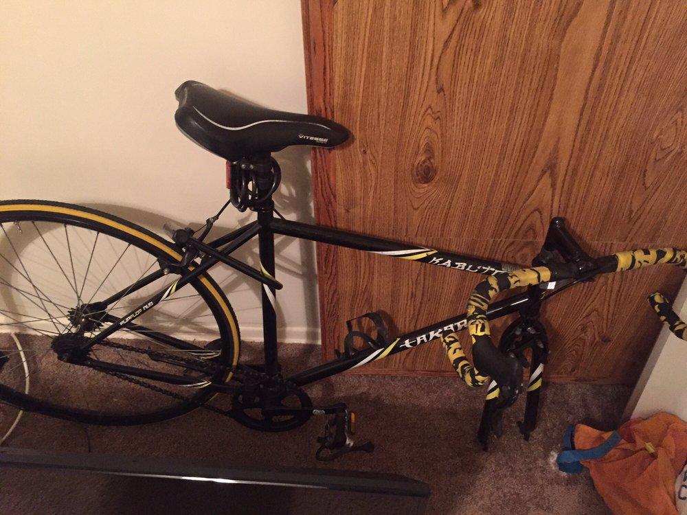 LA Golden Bicycle Shop