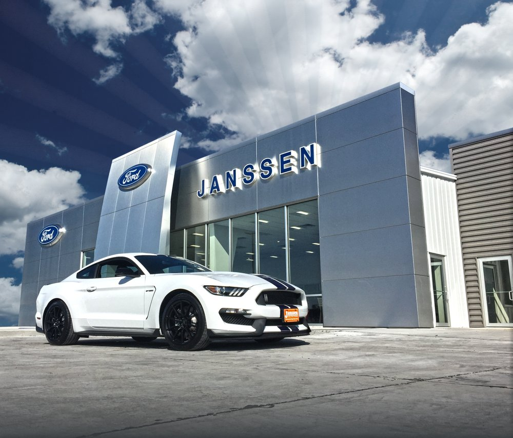 Janssen & Sons Ford: 1222 W Hwy 6, Holdrege, NE