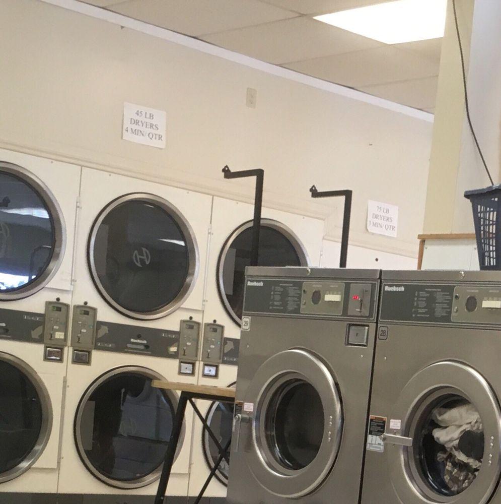 Laundry Services: 530 N Pearl St, Centralia, WA