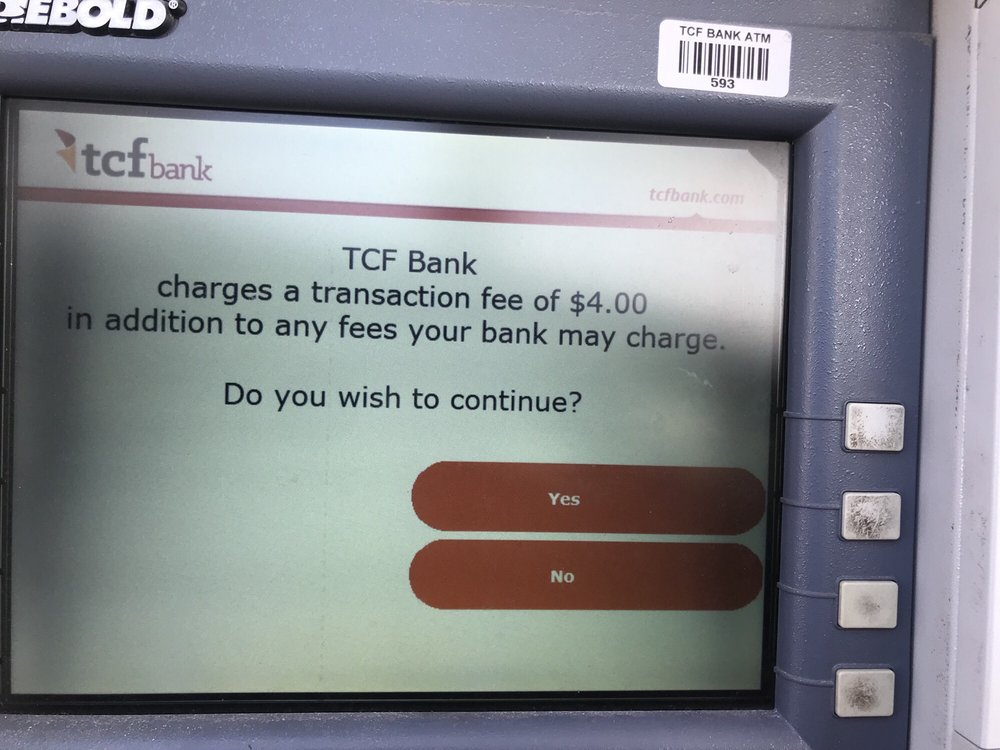 Tcf Bank - Banks & Credit Unions - 2163 Ford Pkwy, Highland