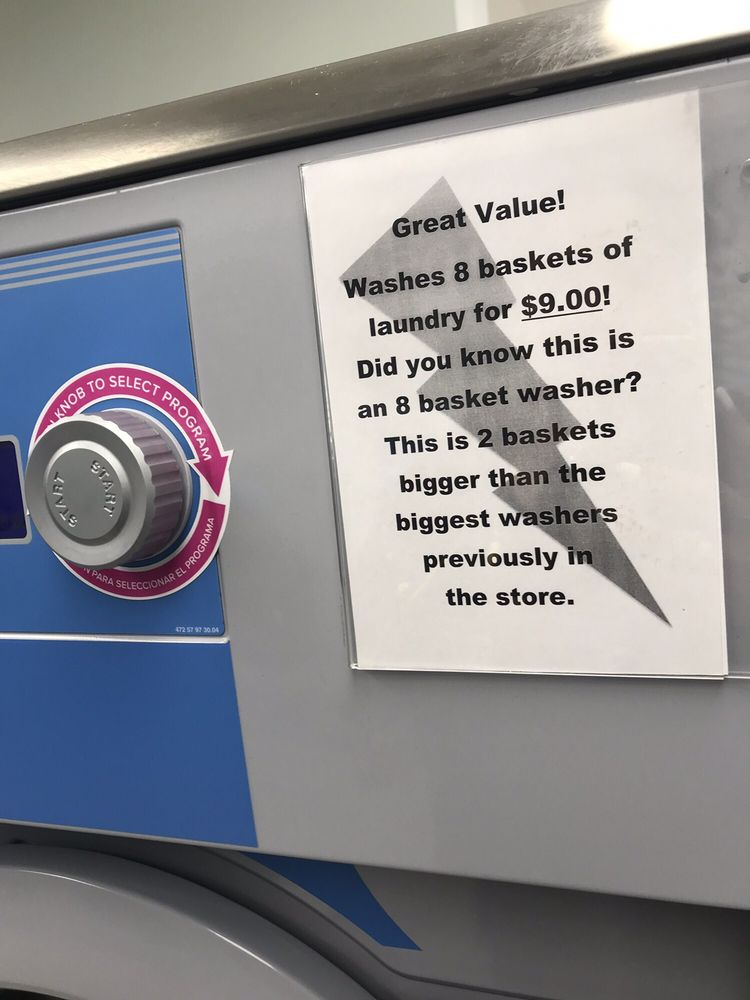 Quick Clean Laundromat: 1616 Brook Lynn Dr, Beavercreek, OH