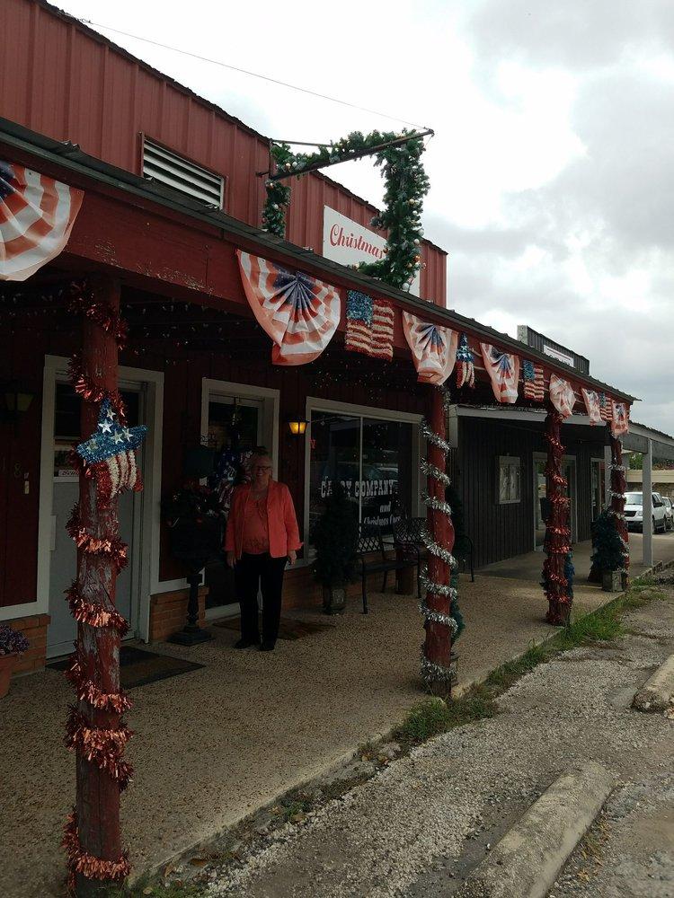 Christmas Corner Candy Company: 818-A Main St, Bandera, TX