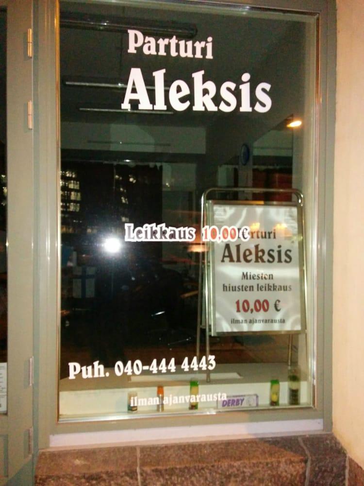 aleksis kiven katu prostituutio keskustelu  suomi