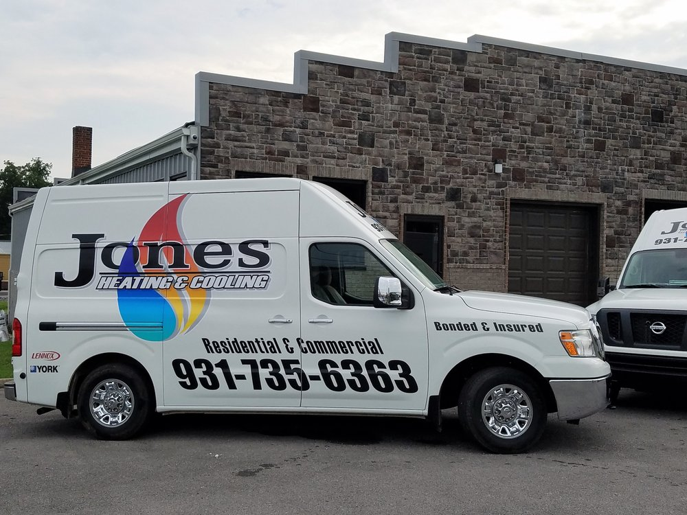 Jones Heating And Cooling: 203 E Holland St, Shelbyville, TN