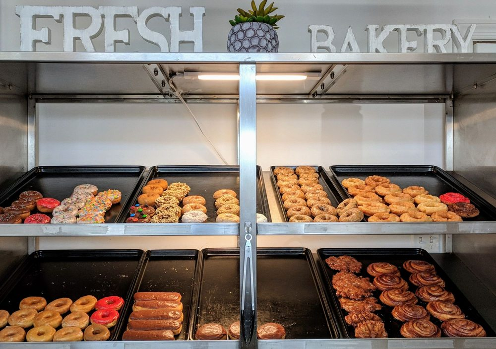 Social Spots from Daylight Donuts