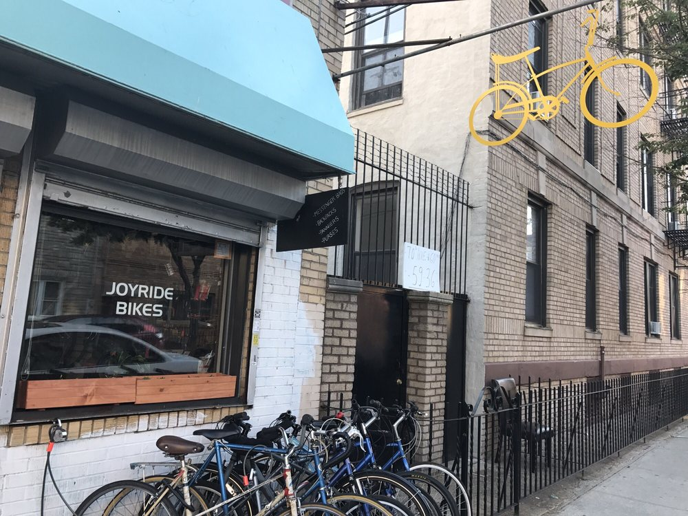 Joyride Bikes: 70-8 60th St, Queens, NY