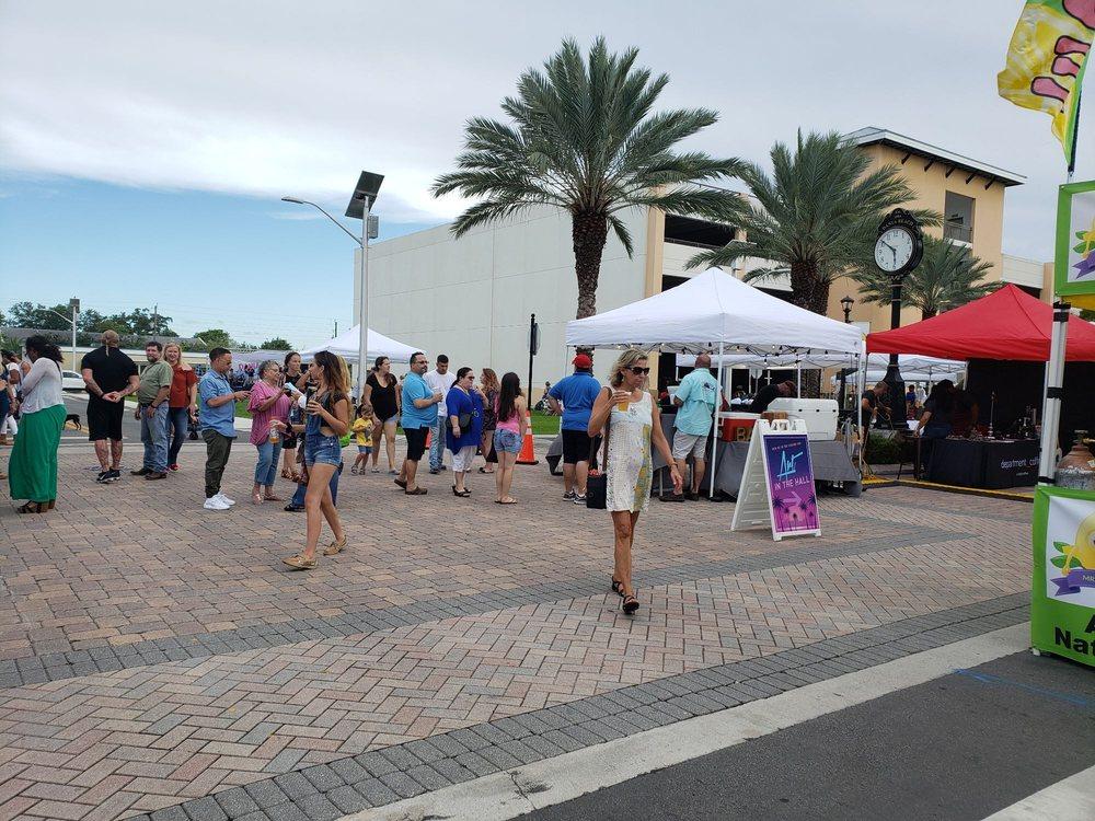 Dania After Dark Street Festival: 100 W Dania Beach Blvd, Dania Beach, FL