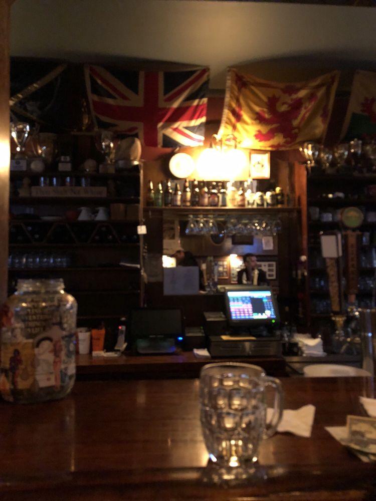 London Underground Pub: 112 N Main St, Blacksburg, VA