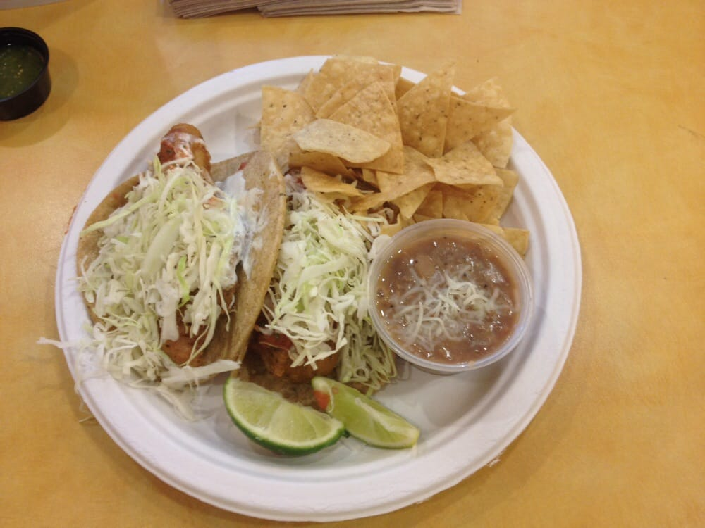 Great food have the fish tacos awesome staff yelp for Rubio s coastal grill the original fish taco