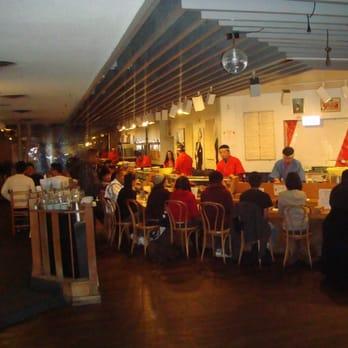 Photo Of California Beach Sushi Restaurant Newport Ca United States Bar