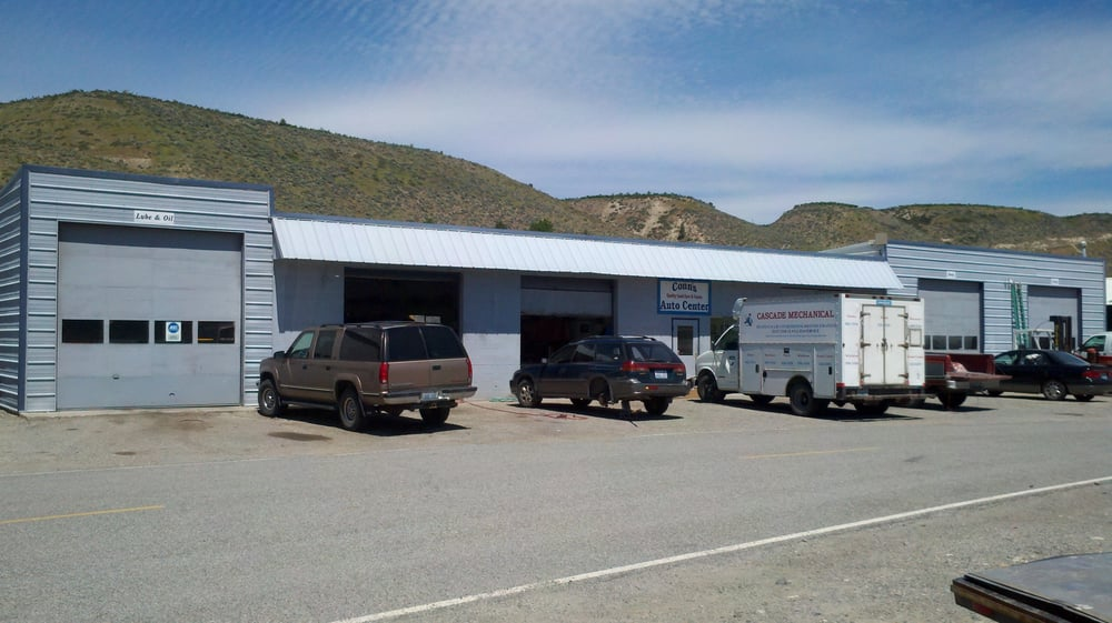 Conn's Collision Repair: 140 Lakeshore Dr, Pateros, WA