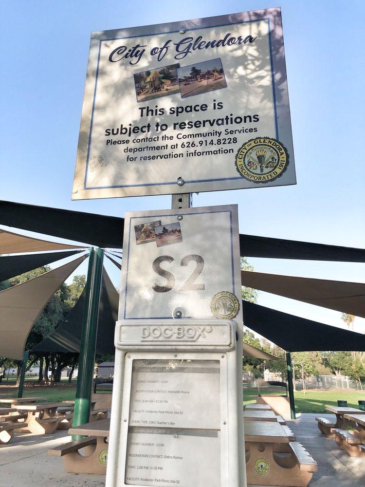 Finkbiner Park: 160 N Wabash Ave, Glendora, CA