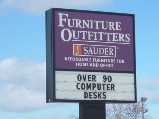 Furniture Outfitters 2930 29th St SE Kentwood, MI Office Supplies   MapQuest
