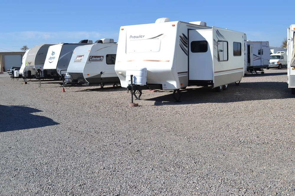 Franciscan Rv: 661 N Franklin St, Hatch, NM